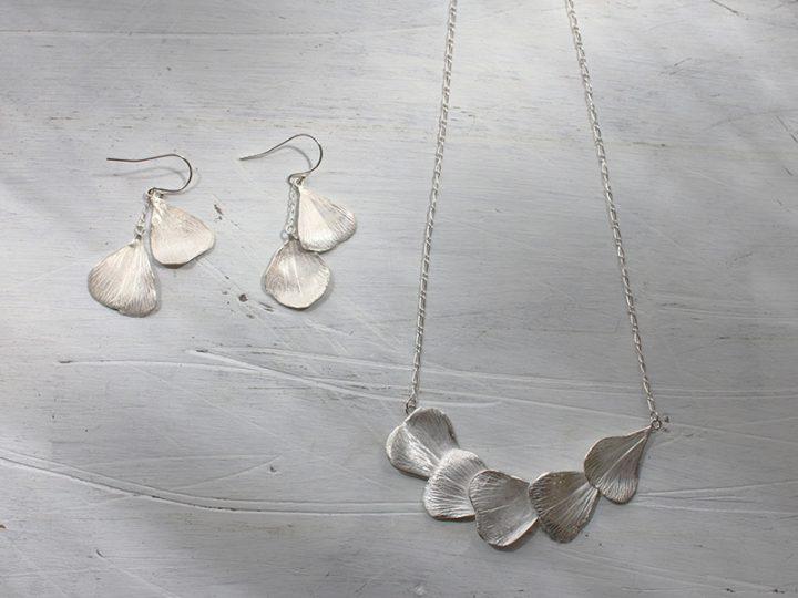 pierce&ecklace